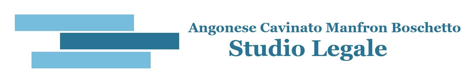 Studio Legale ACM - Avvocati Angonese Cavinato Manfron Boschetto